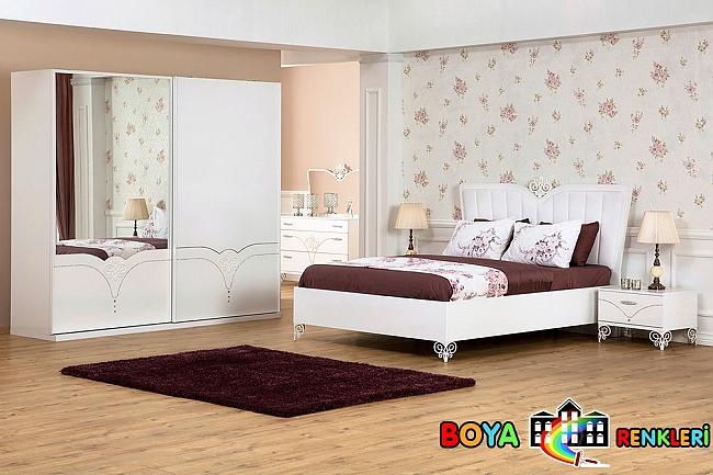 Aldora Yeni Sezon Yatak Odası Modelleri