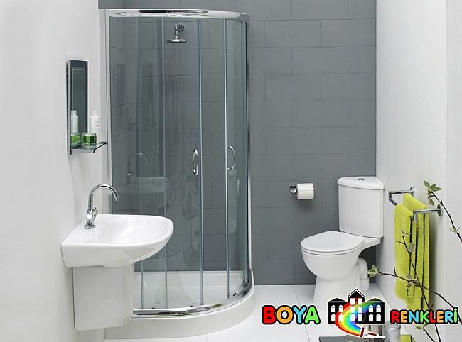 Dar Banyolar İçin En Güzel Renkler