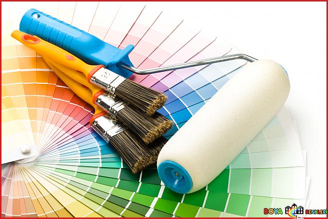 Duvar Boyası İç Cephe Renkleri Renk Kartelası