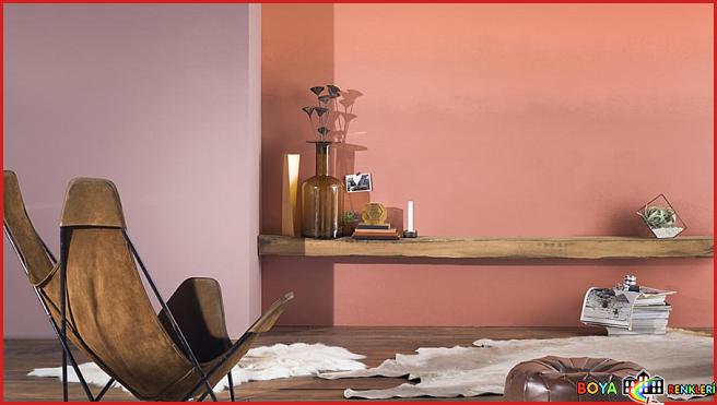 Duvar Rengi Kombinasyonlarından En Güzel Örnekler