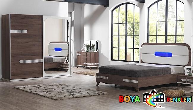 İpek Mobilya En Güzel Yatak Odası Tasarımları