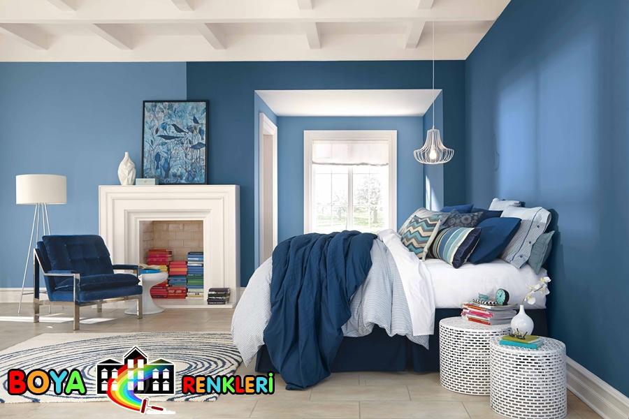 Yatak Odasi Duvar Rengi Ornekleri 1462869809