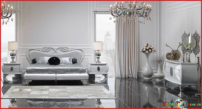 Zebrano Mobilya Yatak Odası Takımlarından Örnekler